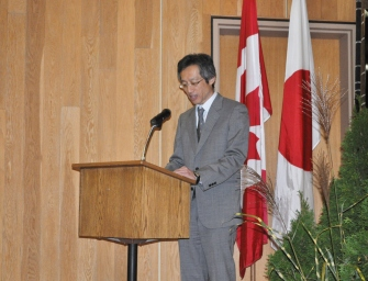 Minister Moroni Opening Exhibition